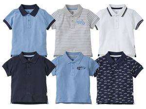 LUPILU® 2 Kleinkinder Jungen Poloshirts
