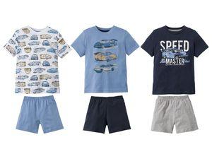 LUPILU® Kleinkinder Jungen Sommer-Pyjama