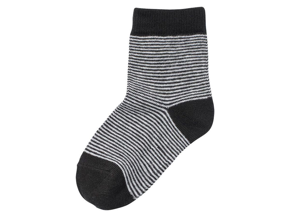 Bild 4 von LUPILU® 3 Paar Kleinkinder Jungen Socken