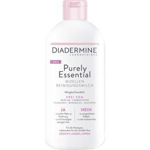 Diadermine Purely Essential Mizellen Reinigungsmilch 12.48 EUR/1 l
