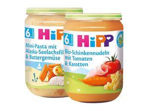 HiPP Menü