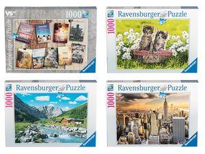 Ravensburger Puzzle, 1.000-teilig