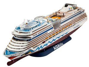 Revell Modellbausatz Cruiser Ship AIDA