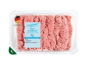 Frisches Putenhackfleisch