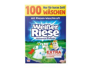 Weißer Riese Pulver XXL 100 Wäschen