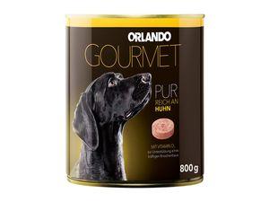 Gourmet-Hundenahrung