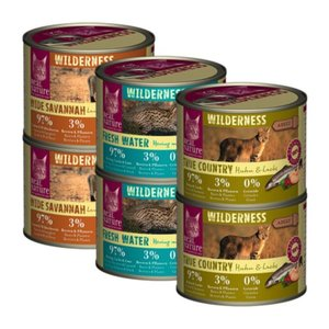 Real Nature Wilderness Adult Mixpaket I