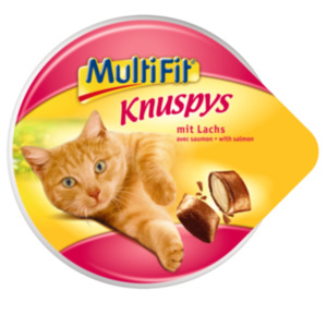 MultiFit Knuspys 7x60g