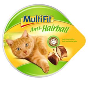 MultiFit Anti-Hairball 7x60g