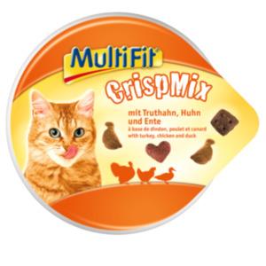 MultiFit CrispMix 7x60g