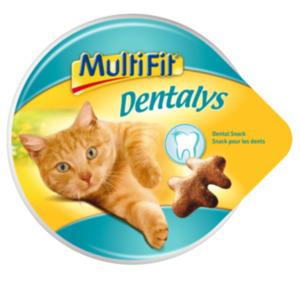 MultiFit Dentalys 7x60g