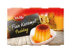 Flan Karamell