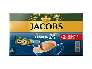 Jacobs 2 in 1 Sticks