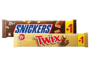 Snickers/Twix