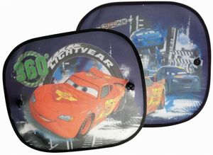 Cars - Auto-Sonnenschutz - 2er Set