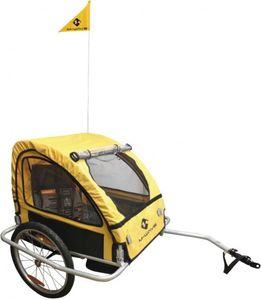 Fahrrad Anhänger für Kinder und Gepäck