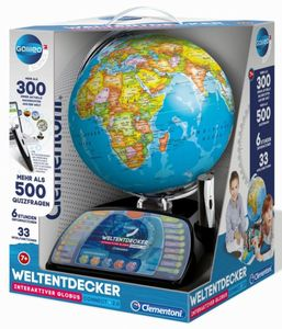 Galileo Science - Weltentdecker - Interaktiver Globus - Connect 2.0