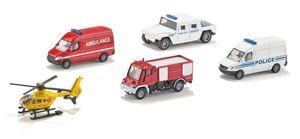 Siku 6289 - Geschenkset - 5 Modellautos