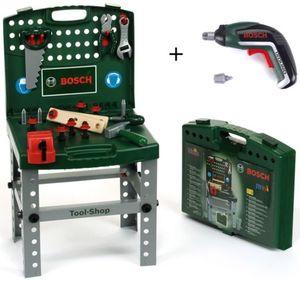Bosch Kinderwerkbank - Tool Shop - 8676 - Theo Klein