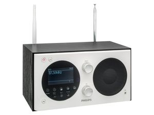 PHILIPS AE8000 Internetradio mit DAB+