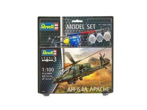 Revell 64985 - AH-64A Apache Kampfhubschrauber