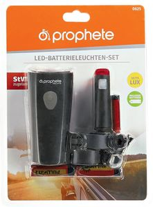 prophete LED-Batterieleuchten - Set