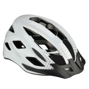 starQ City Fahrrad-Helm - weiß, Gr. S/M