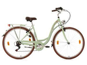 KS Cycling Cityfahrrad 6 Gänge Damenfahrrad Eden 28 Zoll