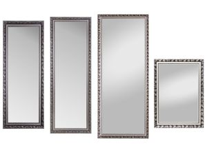 Spiegelprofi Rahmenspiegel Pius silberfarben