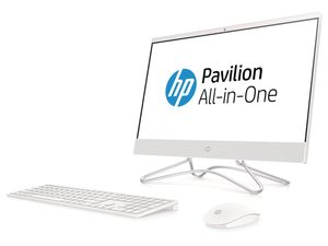 hp 22-c0500ng All-in-One PC weiss
