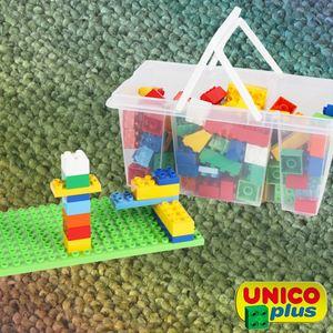 UNICO plus Steckbaustein-Set 120-teilig
