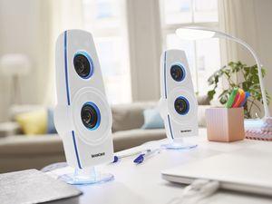 SILVERCREST® Aktiv-Lautsprecher SLB 1.2 E3