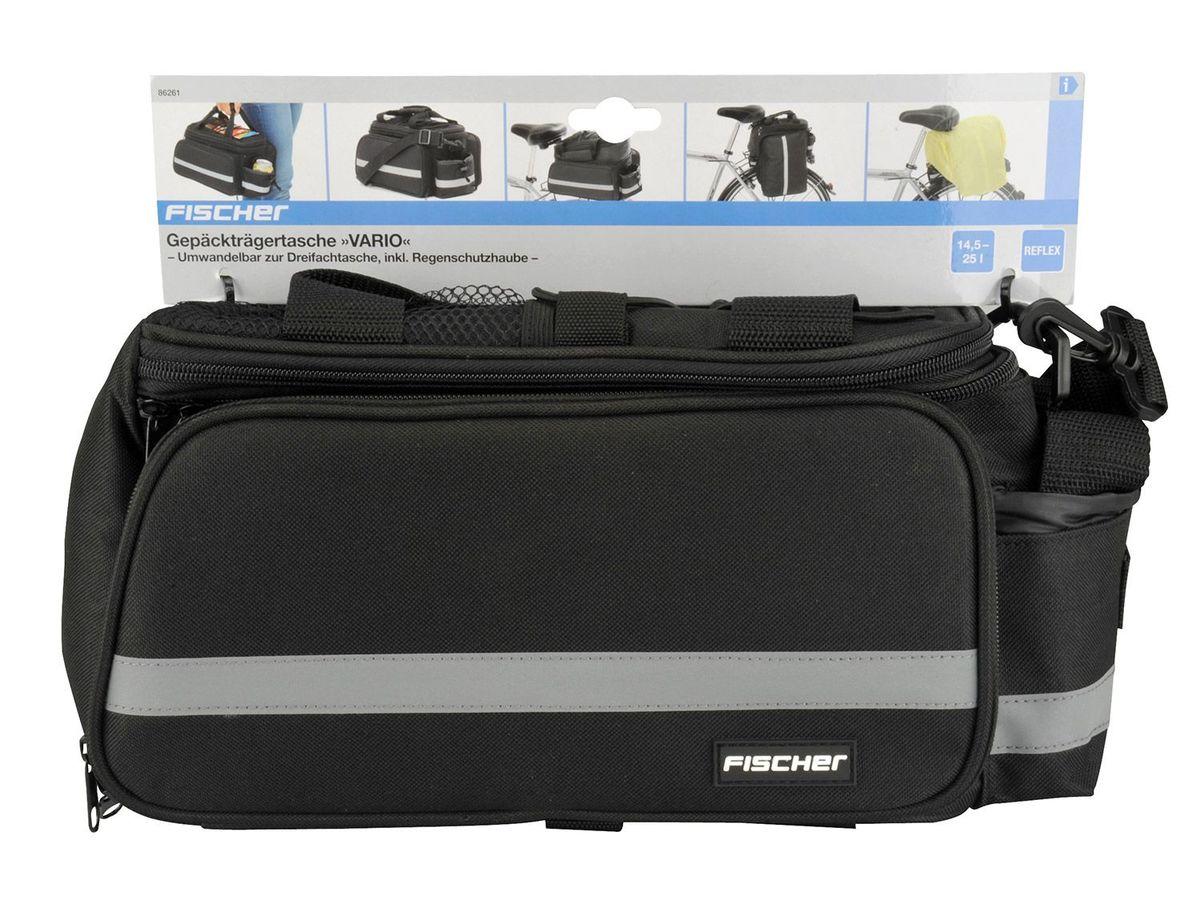 Bild 2 von FISCHER  Gepäckträgertasche VARIO
