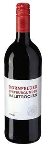 Dornfelder Spätburgunder Rotwein QbA, 1 Liter
