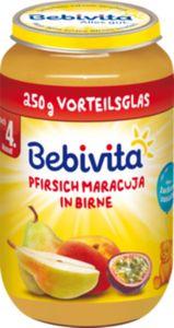 Bebivita Pfirsich mit Maracuja in Birne 250 g