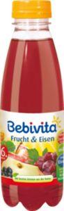 Bebivita FSG - Bananen-Früchte-Saft 0,5 l PET