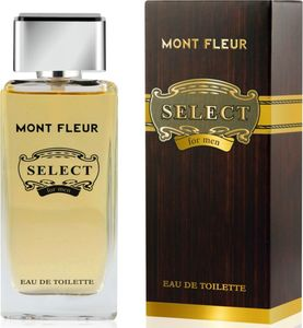 Mont Fleur – Select for Man 50ml EdT
