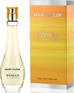 Mont Fleur – Woman in the city  50ml EdP