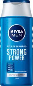 NIVEA Pflegeshampoo Strong Power 250ml