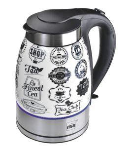 mia EW 3697 Keramik Wasserkocher