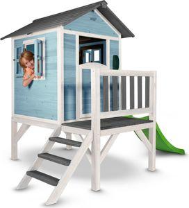 Sunny C050.002.01 Spielhaus Lodge XL, blau-weiß