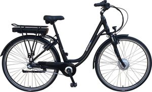 SAXXX City Light Plus E-Bike schwarz matt