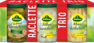 Kühne Raclette Trio 330g