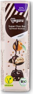Bio Veganz Choc Bar Aprikose-Baobab 40 g