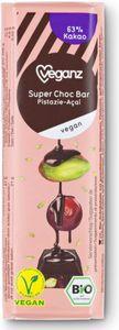Bio Veganz Choc Bar Pistazie-Acai, 40 g
