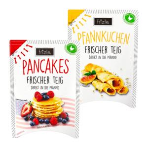 frizle Pancakes / Pfannkuchen