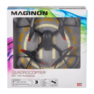 Maginon Quadrokopter QC-50S WiFi