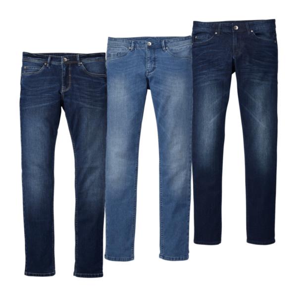 STRAIGHT UP Jeans von Aldi Nord ansehen!
