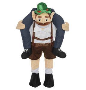 "F.I.G.             Kostüm ""Mann auf Bayer"""