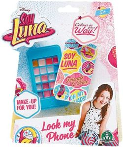 Soy Luna Make Up Set, Augen